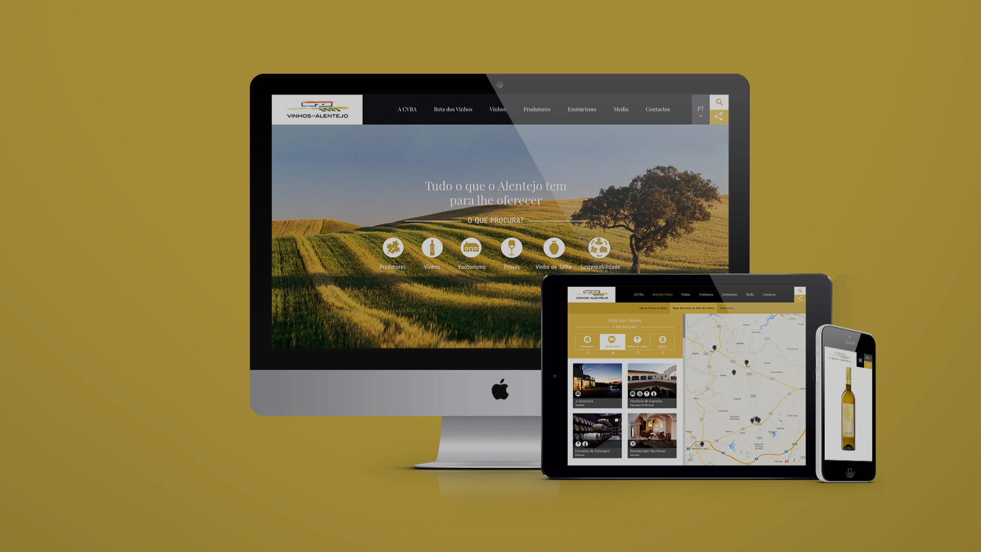 NOVO WEBSITE VINHOS DO ALENTEJO