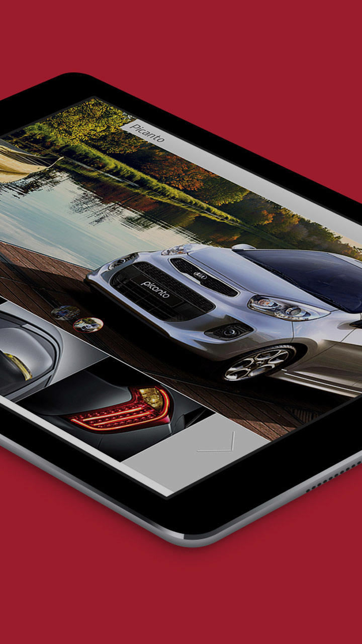 NOVO WEBSITE KIA MOTORS MOÇAMBIQUE